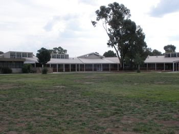 Middle School Oval